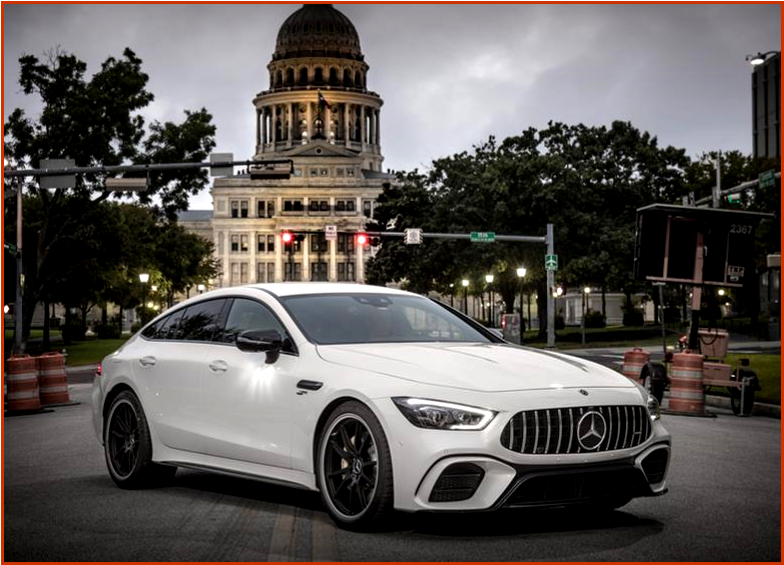 AutoInformed on Mercedes-AMG GT 53