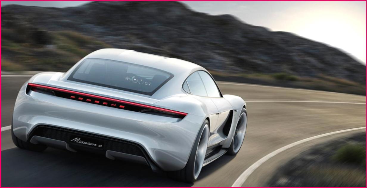 AutoInformed.com on Porsche Mission E - Taycan Concept