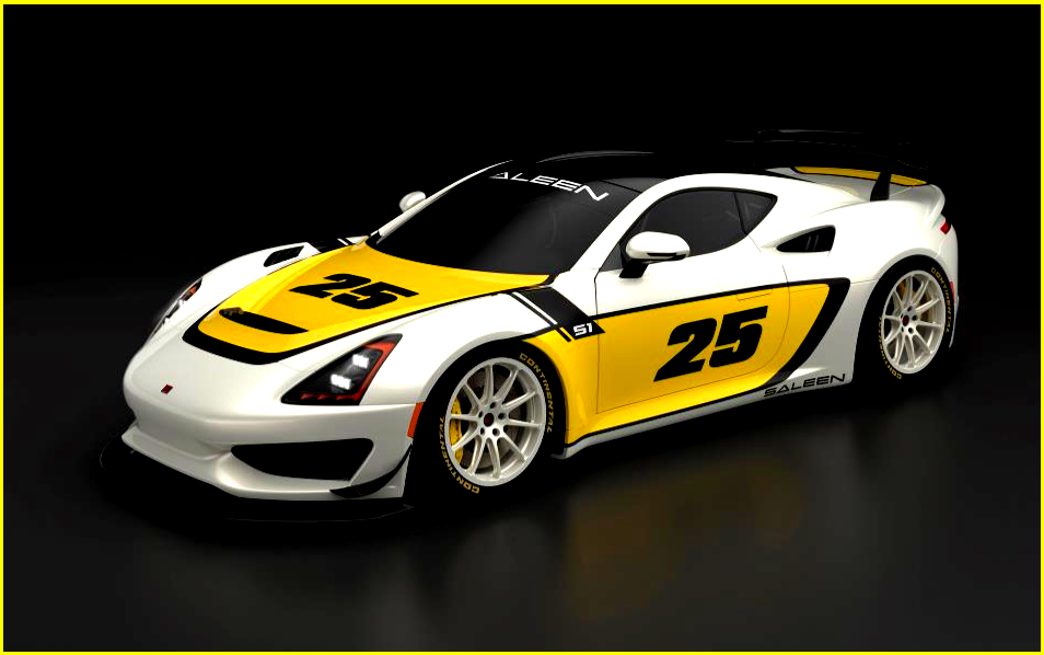 AutoInformed.com on Saleen 1 Cup Series - S1 Racer