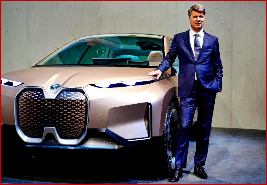 AutoInformed.com on BMW-Group-Annual-Accounts-Press-Conference-at-BMW-Welt-in-Munich-on-20-March-2019.-Harald-Krüger-Chairman-of-the-Board-of-Management-of-BMW