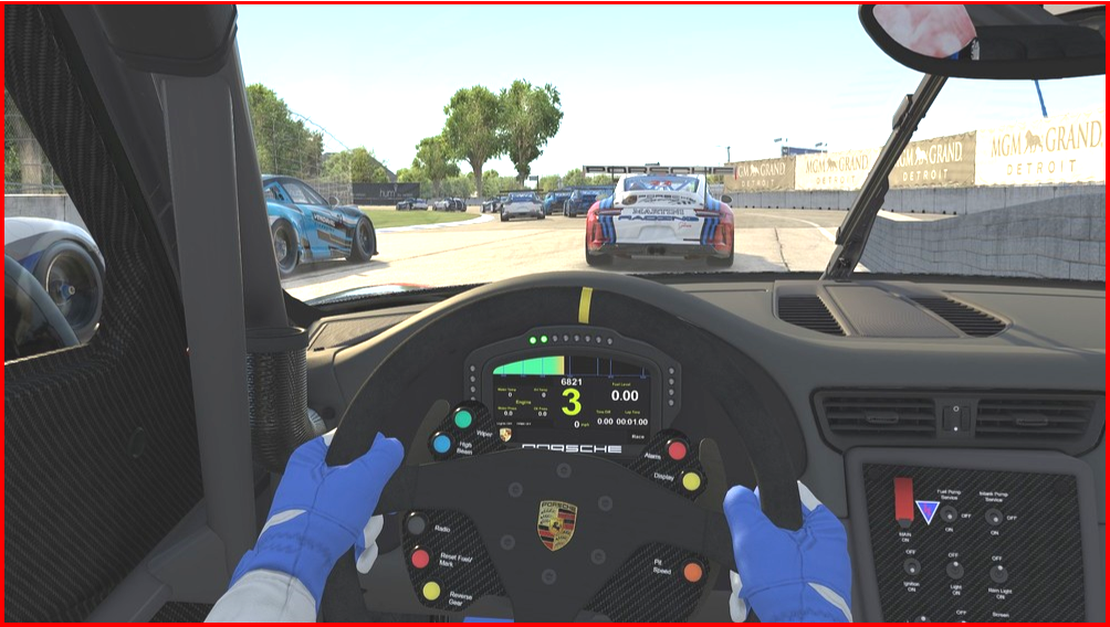 AutoInformed.com on Porsche E-sports Supercup