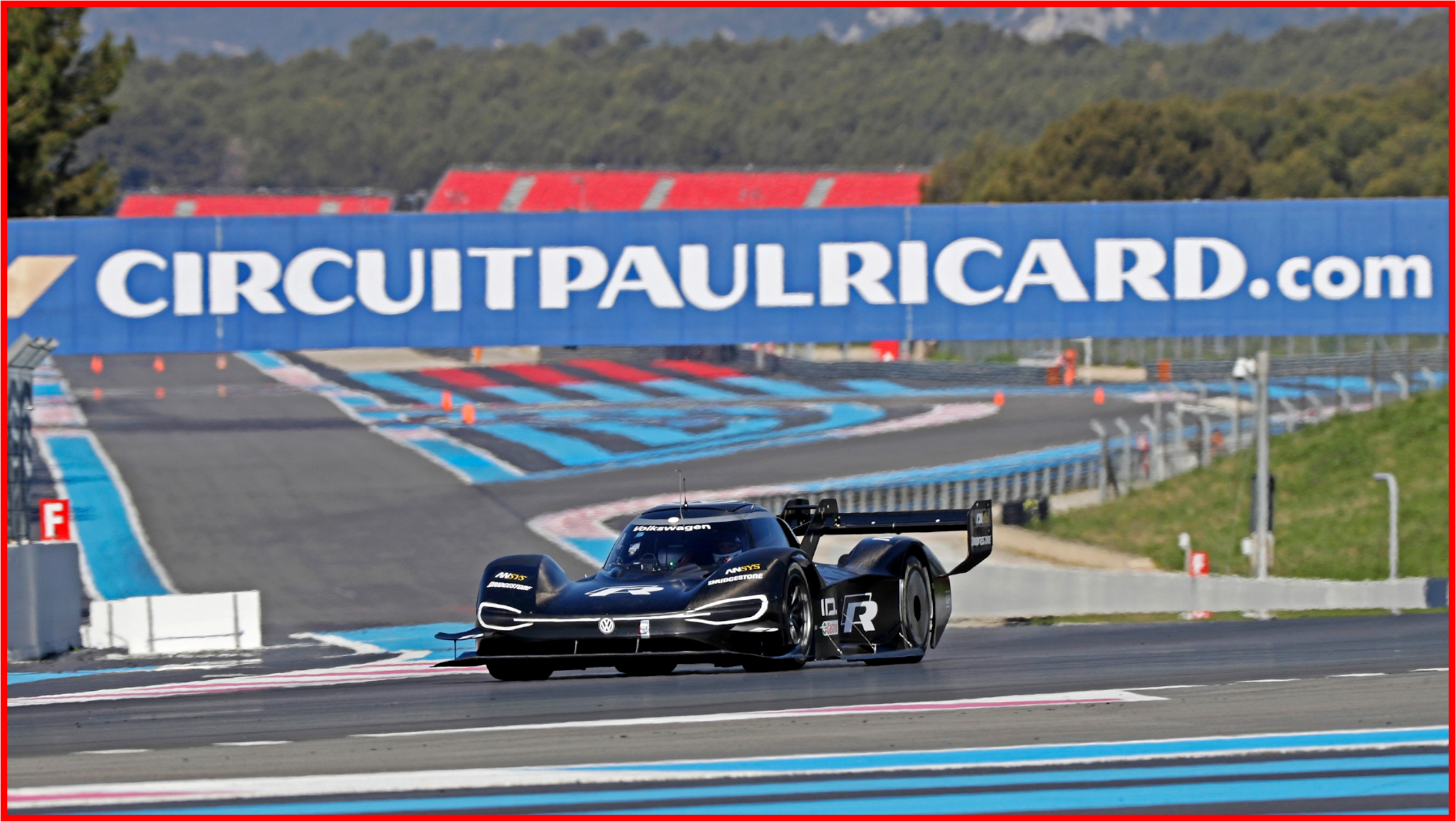 AutoInformed.com on Volkswagen ID. R Ready for Nordschleife Record Attempt