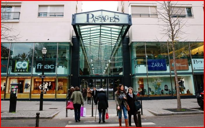 AutoInformed.com on Les Passages Shopping Center Boulogne