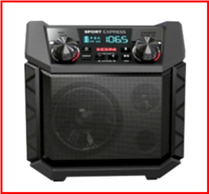 AutoInformed.com on ION Audio Sport Express Portable Speaker Recall