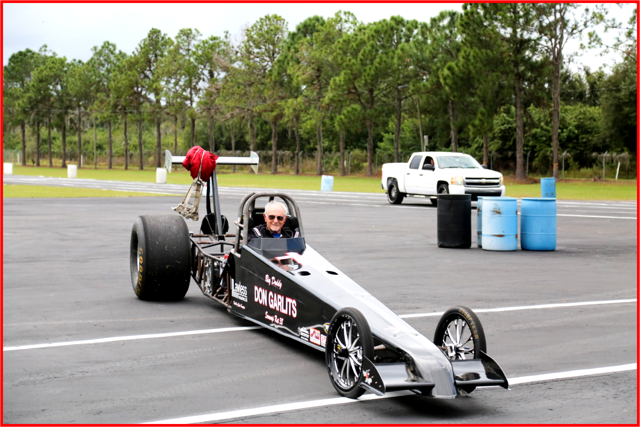 AutoInformed.com on Don Garlits and Swamp Rat 38 - EV Rail