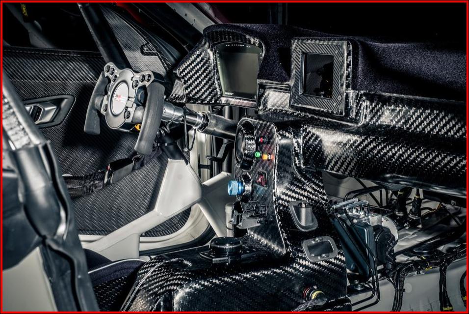 AutoInformed.com on Toyota GR Supra GT4 -Interior