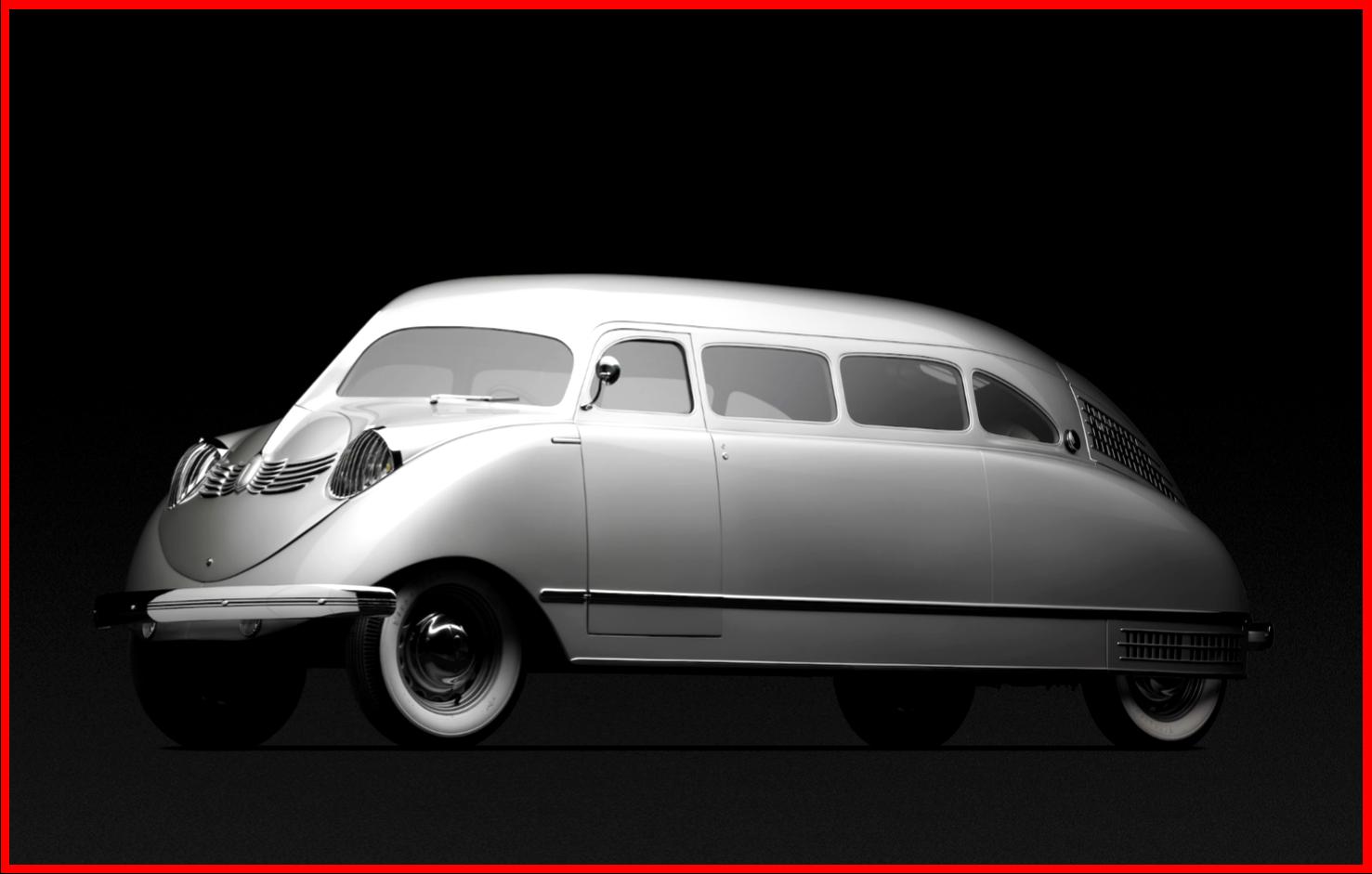 AutoInformed.com on 1936 Stout Scarab Minivan