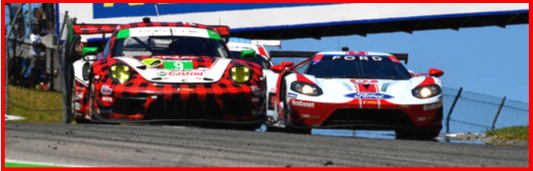 AutoInformed.com on Ford Chip Ganassi Racing and Pfaff Motorsports Porsche IMSA GT 2019