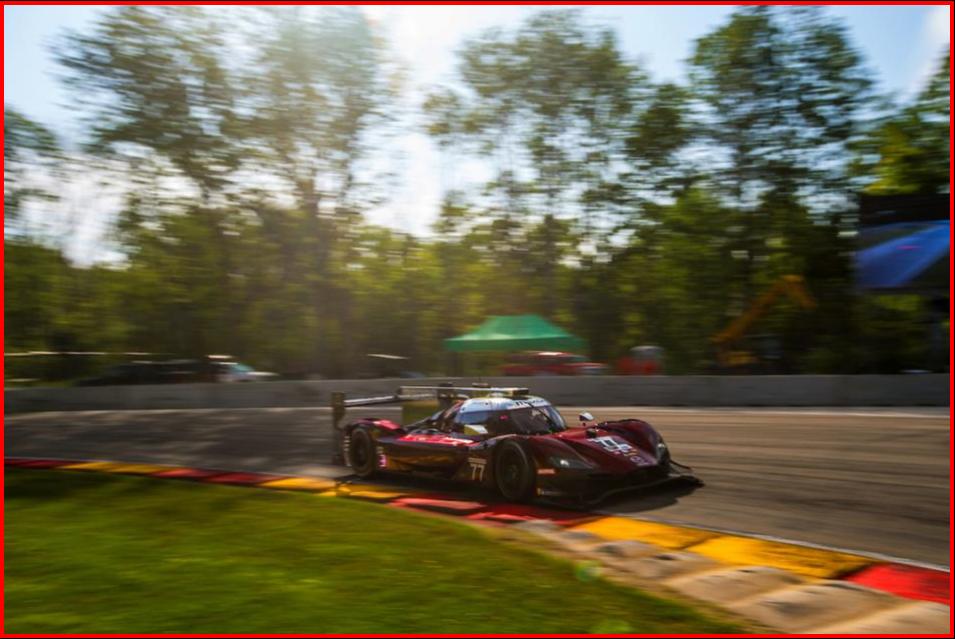 AutoInformed on Mazda Team Joest RT-24P in the 2019 IMSA WeatherTech Sportscar Championship