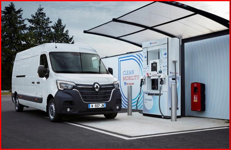 AutoInformed.com on Renault Z.E. 33 H2 Hydrogen Light Commercial Vehicle