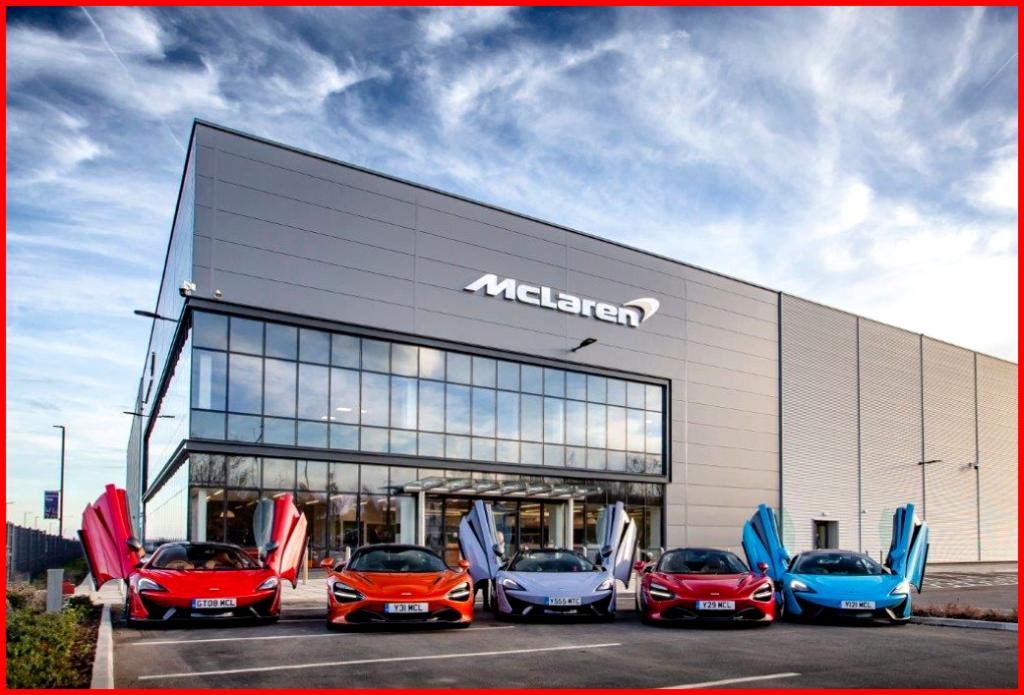 AutoInformed.com on McLaren