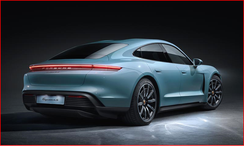 AutoInformed.com on Porsche Taycan 4S
