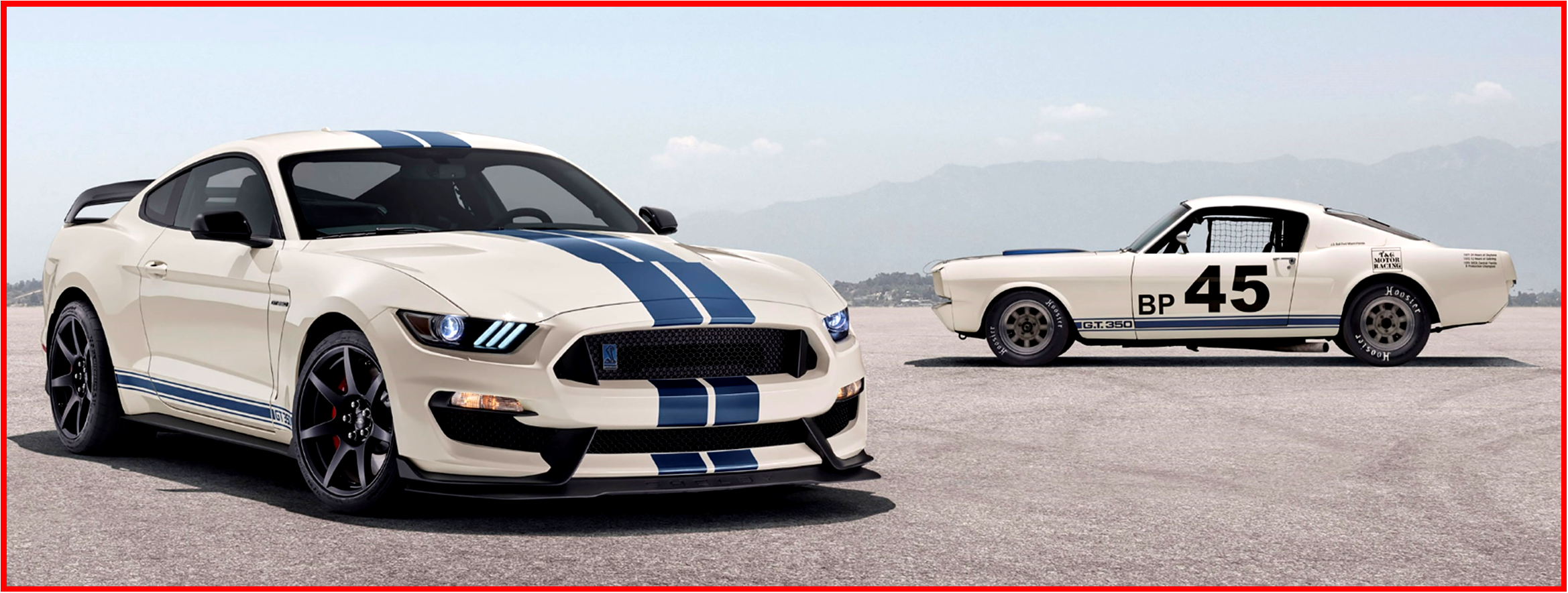 AutoInformed.com on Shelby GT350 Heritage Package - 2020 MY
