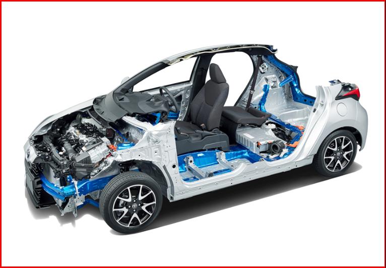 AutoInformed.com on Toyota Yaris Hybrid - Japan 2020 Intro