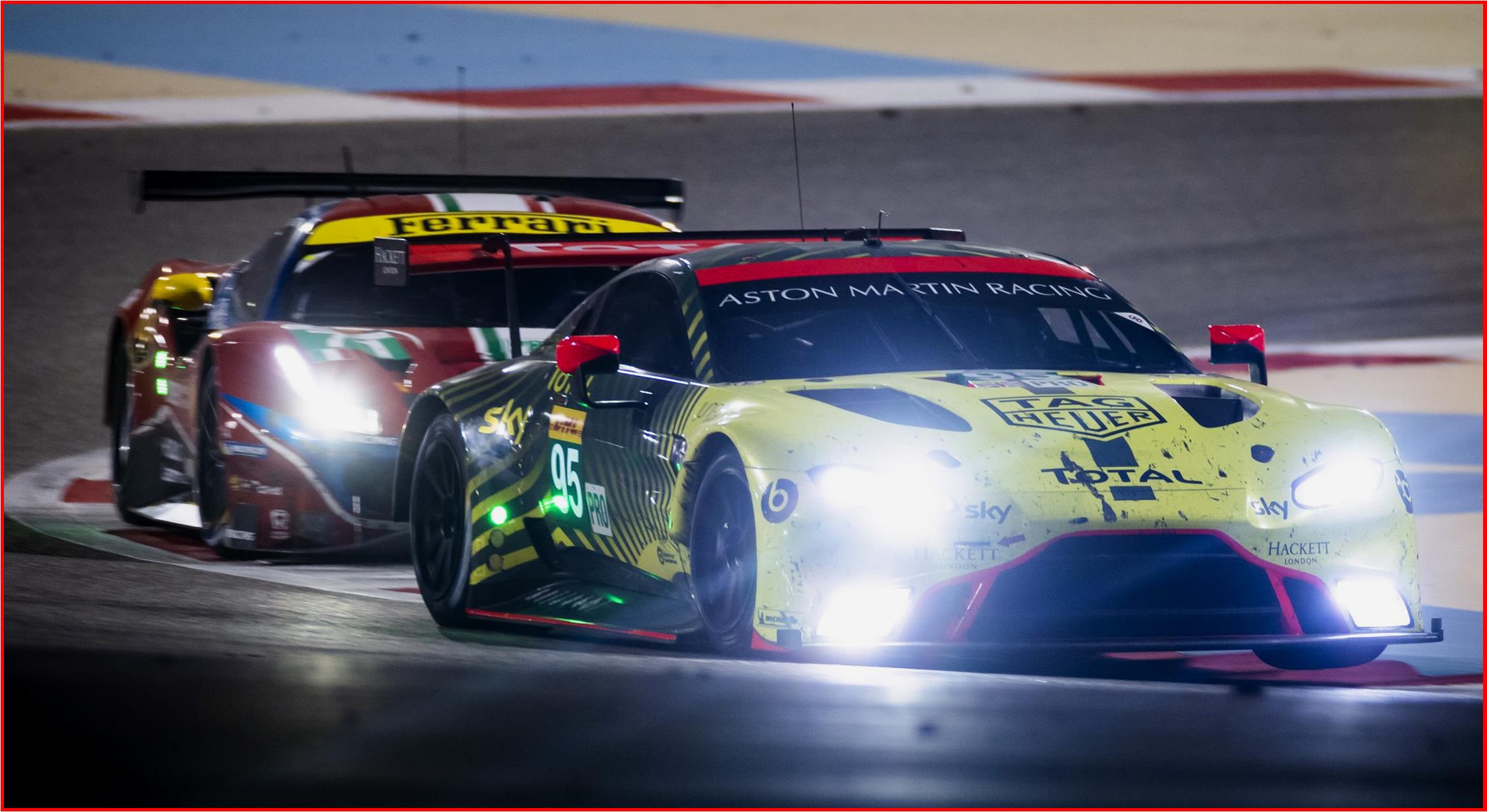 AutoInformed.com on WEC 2019-20 Race 4 Bahrain - Aston Martin Beats Ferrari