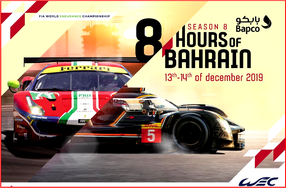 AutoInformed.com on WEC 2019-20 Race 4 Bahrain