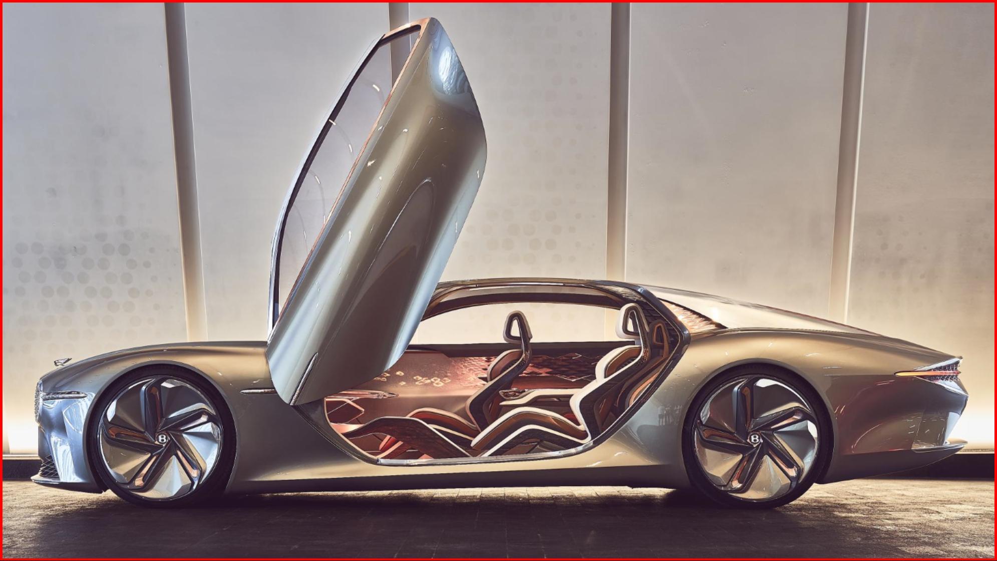 Bentley Mulliner Bacalar Debuts at Geneva