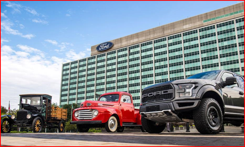 AutoInformed.com on Ford Executive Shuffle