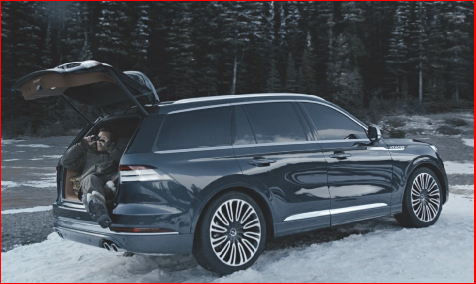 AutoInformed.com on Lincoln Aviator - Matthew McConaughey ice-fishing ad