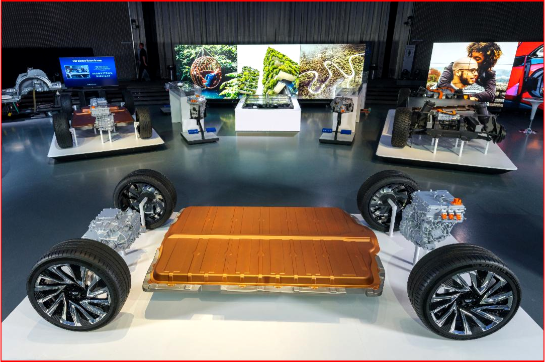 AutoInformed.com on GM's all-new modular platform and Ultium battery system