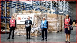 AutoInformed.com on Porsche Airlift for Medical Protective Equipment Porsche AG April 2020 COVID Crisis