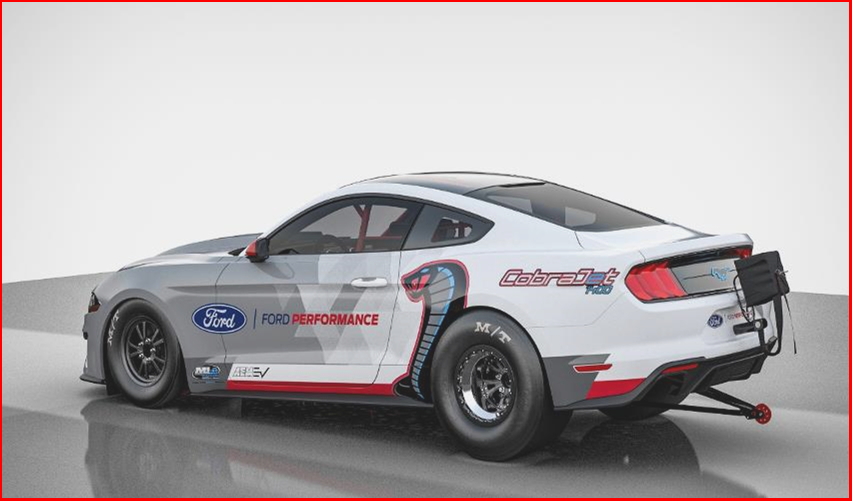 AutoInformed.com on All-Electric Mustang Cobra Jet 1400