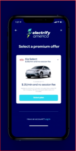 AutoInformed.com on Kia Select Flat Rate Electrify America Charging Plan