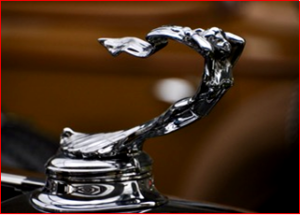 AutoInformed.com on MotorCities At Home - Zoom Look at Hood Ornaments