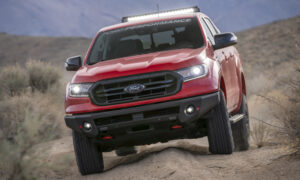 AutoInformed Ken Zino of AutoInformed.com on Ford Ranger Performance Package
