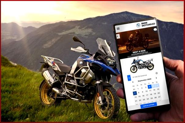 Ken Zino of AutoInformed.com on BMW Motorrad Rent-a-Ride.