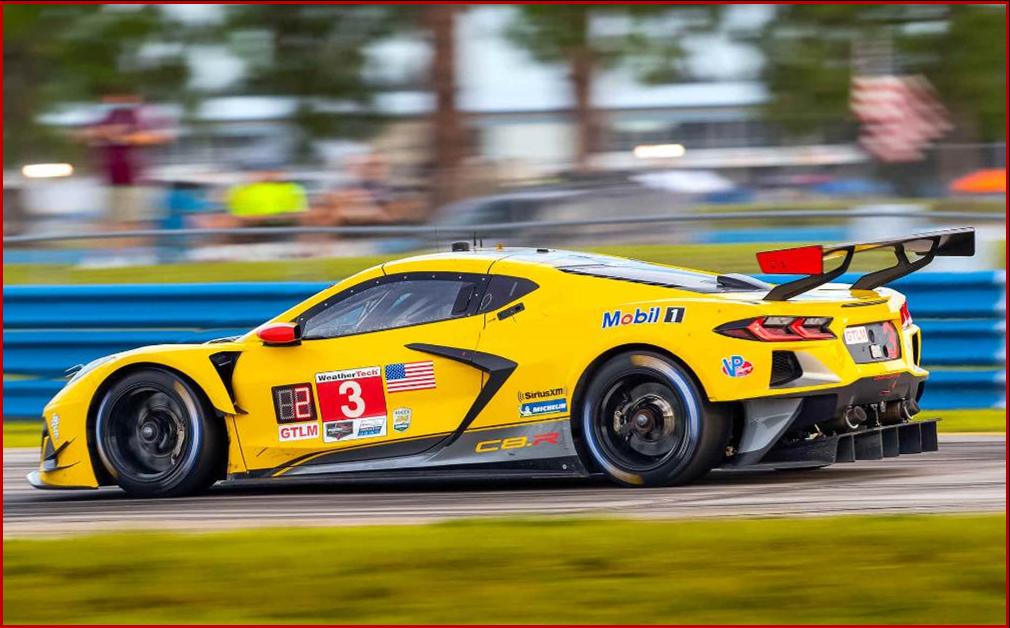 Ken Zino of AutoInformed.com on IMSA and Corvette Racing