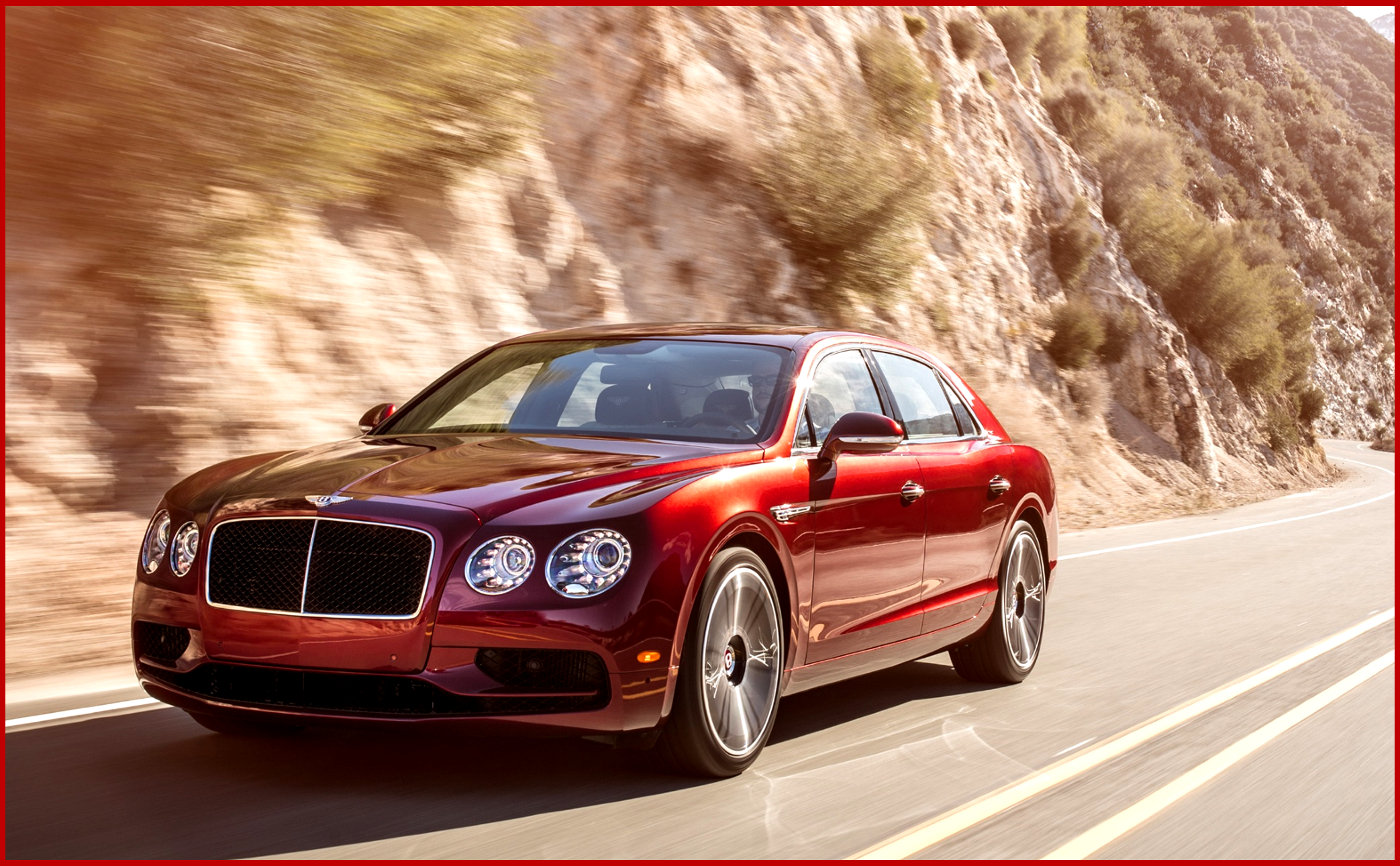 Ken Zino of AutoInformed.com on the 40000th Bentley Flying Spur