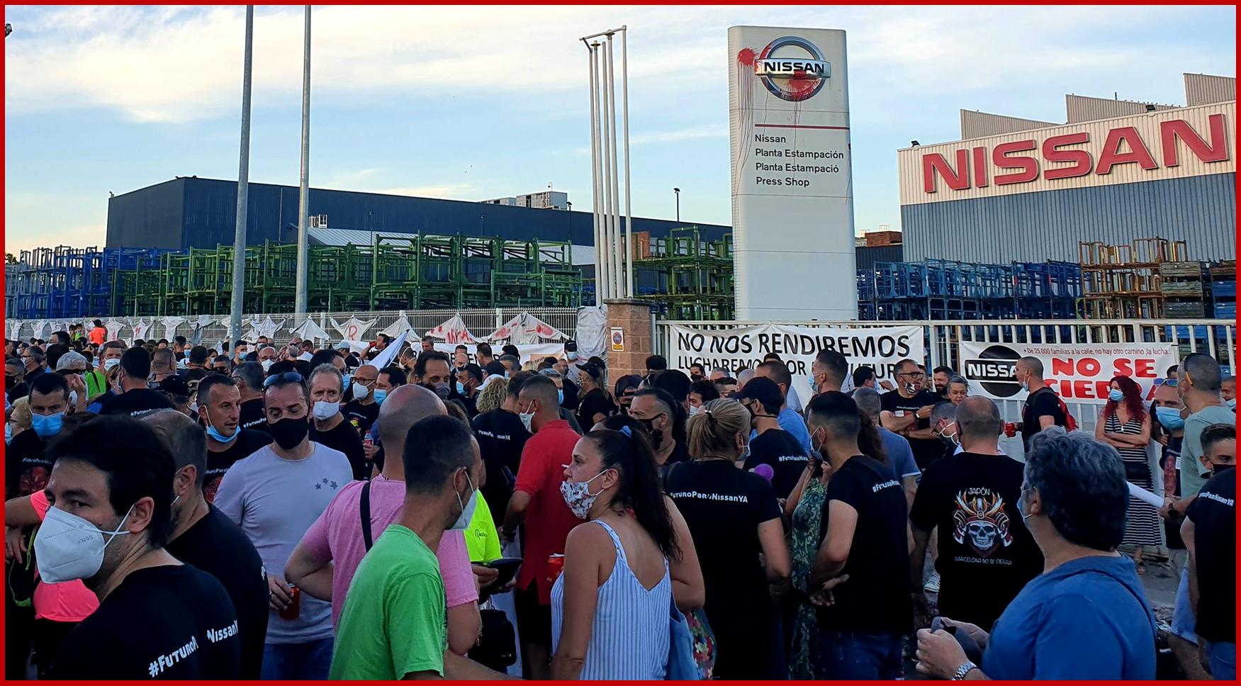 Ken Zino of AutoInformed.com on Nissan Workers on Strike in Spain