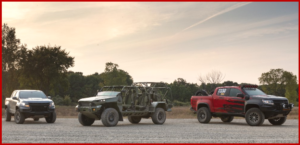 Ken Zino of AutoInformed.com on GM Defense Infantry Squad Vehicle