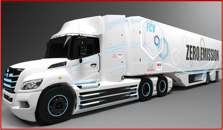 Ken Zino of AutoInformed.com on Toyota and Hino Class-8 Fuel-Cell Electric Truck
