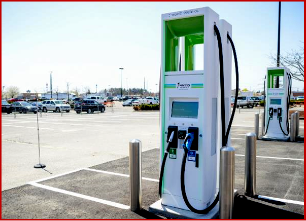 Ken Zino of AutoInformed.com on Electrify America and Fast Charging Stations.