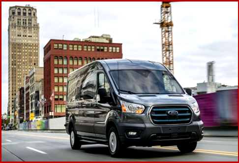Ken Zino of AutoInformed.com on Ford E-Transit