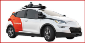 Ken Zino of AutoInformed.com on General Motors Cruise self-driving vehicles for Honda's autonomous vehicle mobility service
