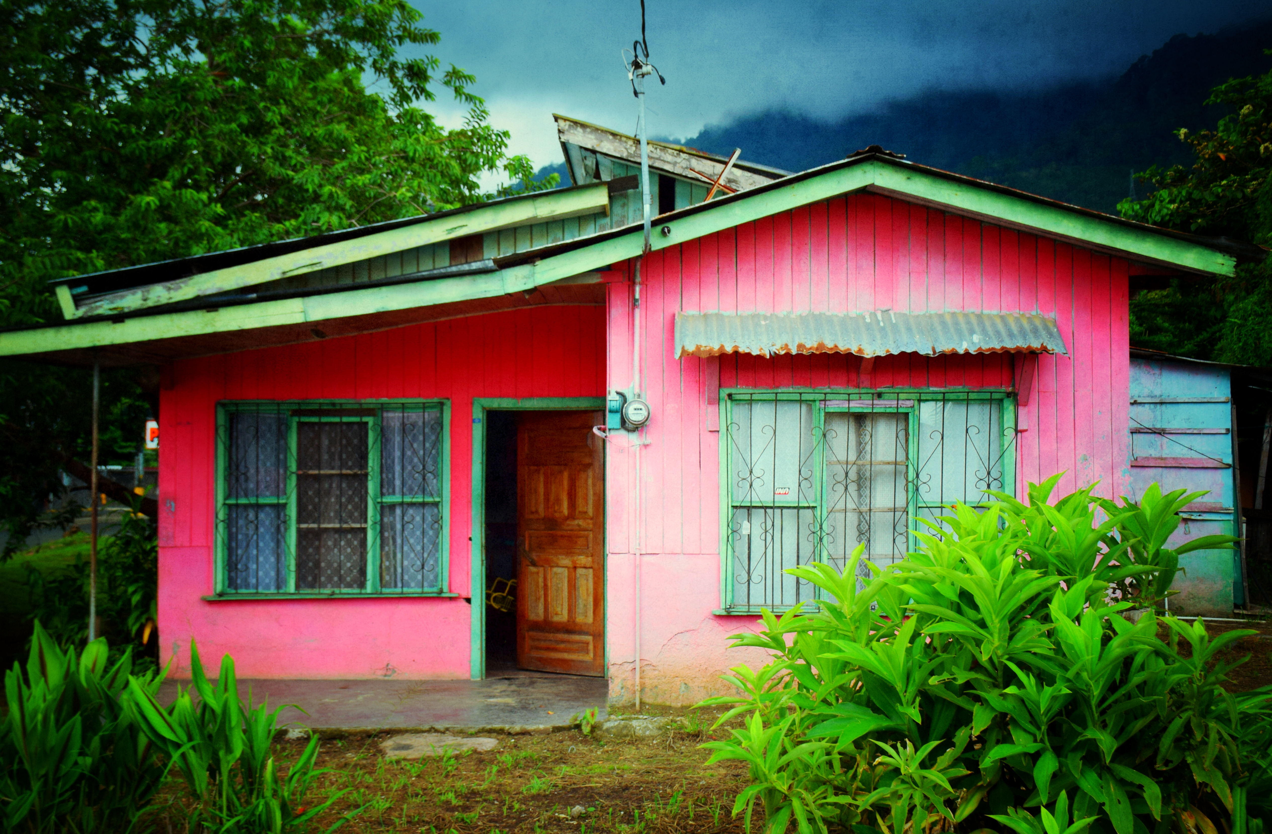 pink house palmar norte