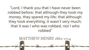 Matthew Henry Quote