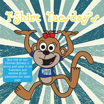 T-Shirt Tuesday… Every Tuesday!