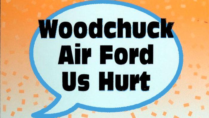 """""""Woodchuck Air Ford Us Hurt""""   O que o Tim Barrett está dizendo?   Inglês Todos os Dias #420"""