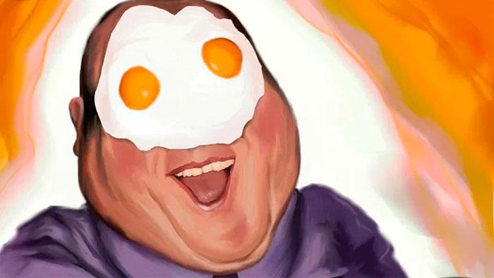 Estou com ovo na cara…   Inglês Todos os Dias #429