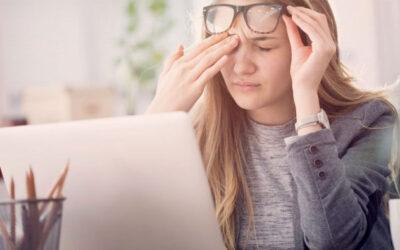 Dá para notar que você está estressado.   Inglês Todos os Dias #440