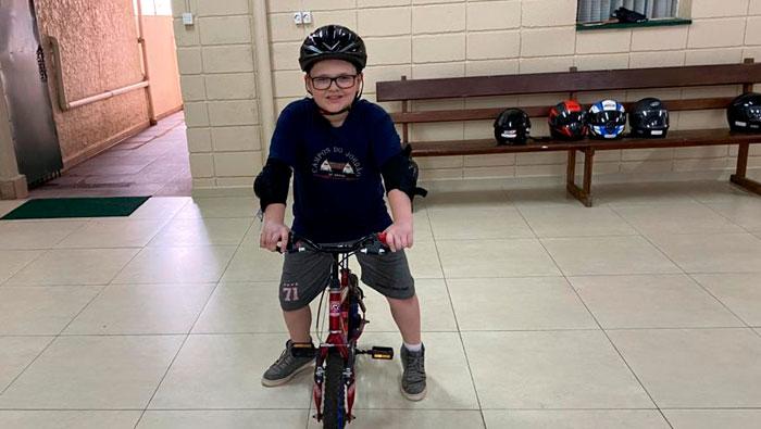 'Andar de bicicleta' em inglês   Inglês BÁSICO Todos os Dias #148