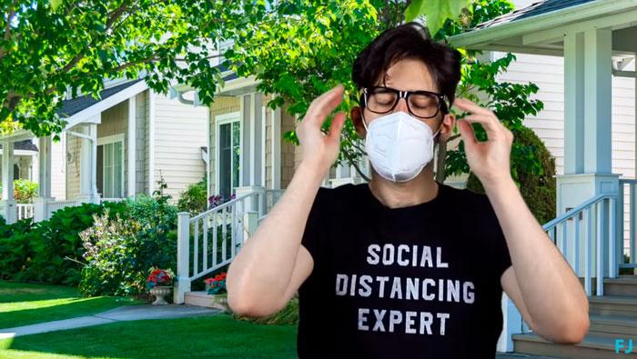 'De máscara' em inglês | Inglês Todos os Dias #468