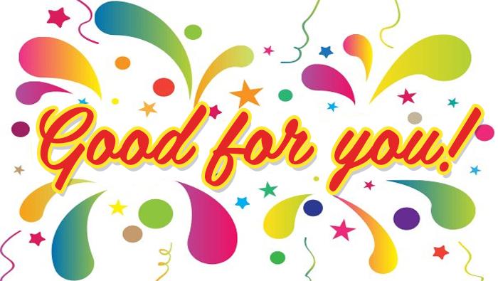 Good for you!   Inglês Todos os Dias #474