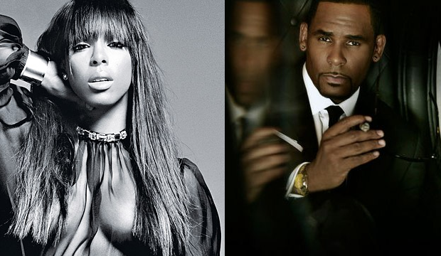 NEW SONG: Kelly Rowland Ft  R  Kelly - 'Dirty Laundry (Part 2)'