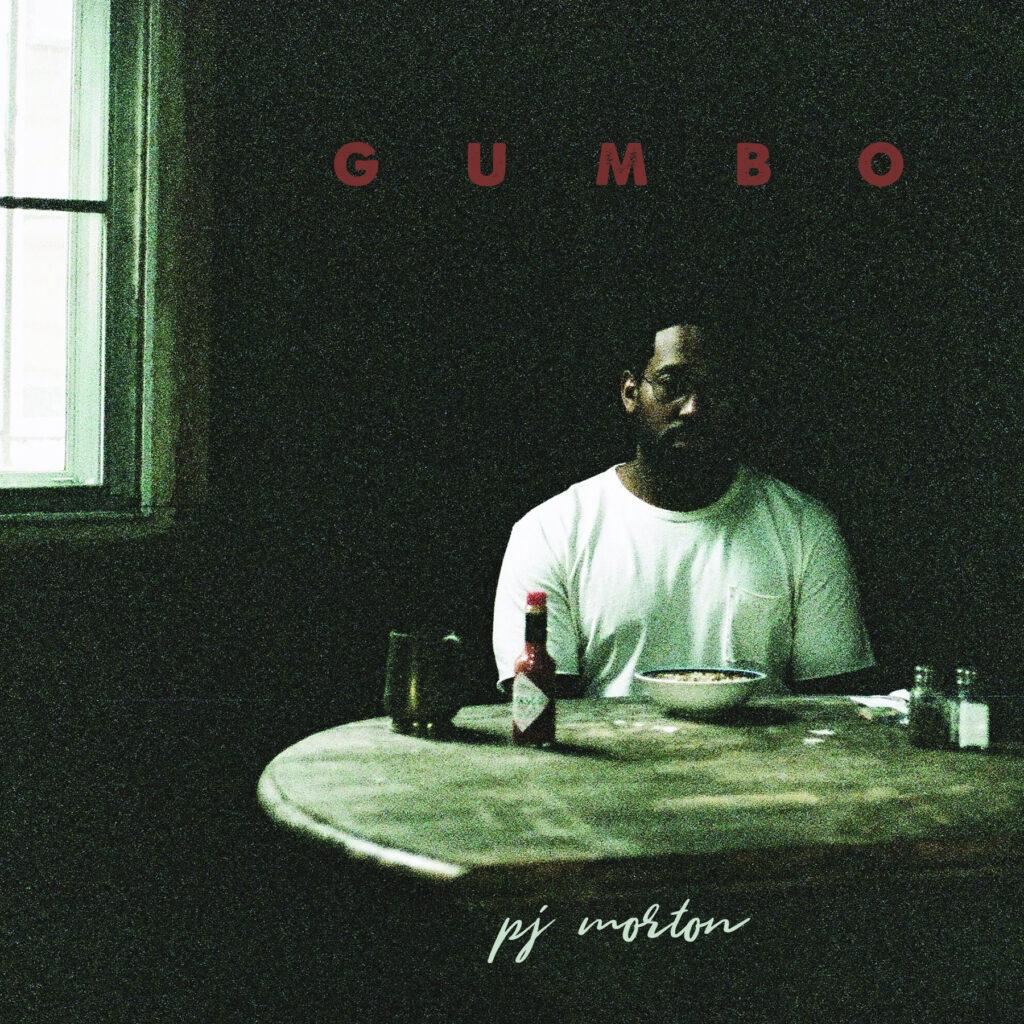PJ Morton Gumbo cover