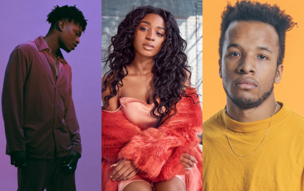New R&B Artists 2020 9 R&B Artists to Watch in 2019   Rated R&B